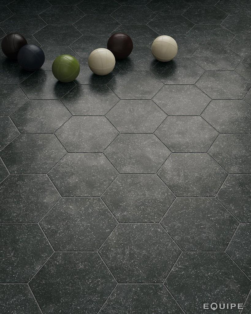 Carrelage intérieur CORALSTONE 29,2x25,4 Hexagonal- EQUIPE CERAMICAS