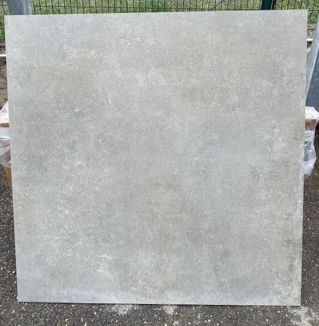 Carrelage Durstone greige 120x120 rectifié