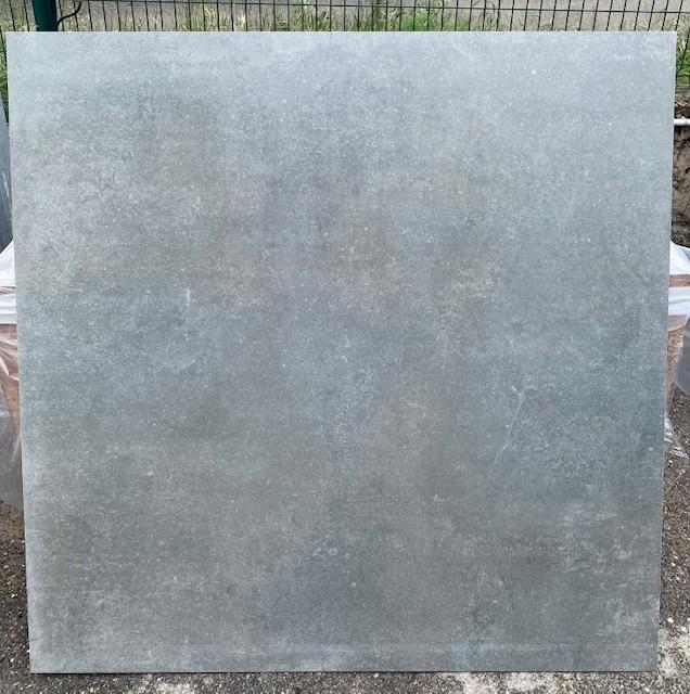 Carrelage Durstone grey 120x120 rectifié