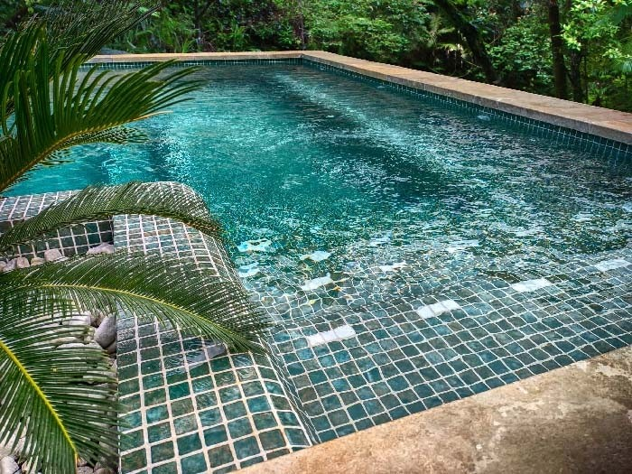 Mosaïque piscine PARADISE STONE 2,5x2,5 - REVIGLASS