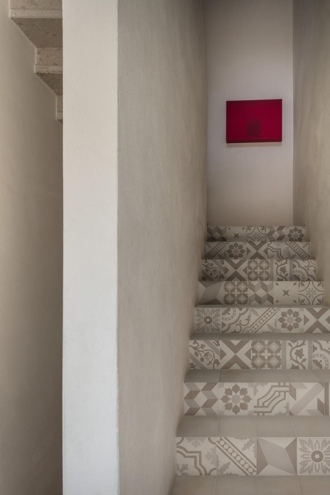 Destockage Carrelage intérieur 20x20 imitation carreau de ciment - Marazzi