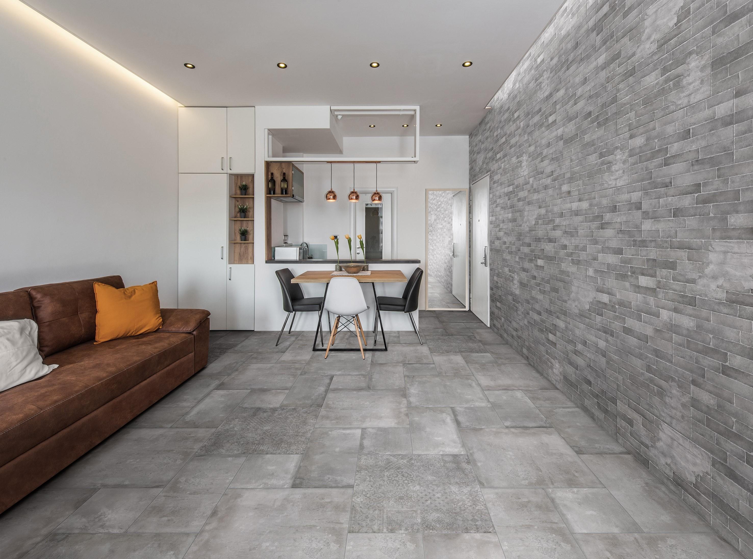 Carrelage intérieur ICON 60x60 - ABITARE