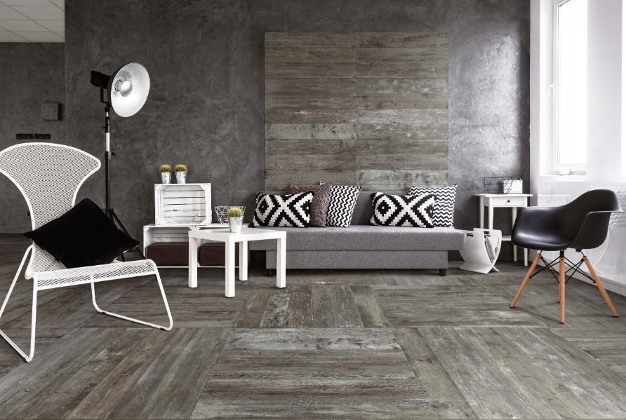 Carrelage intérieur RIVAMANCINA 20x120 rectifié - TAGINA