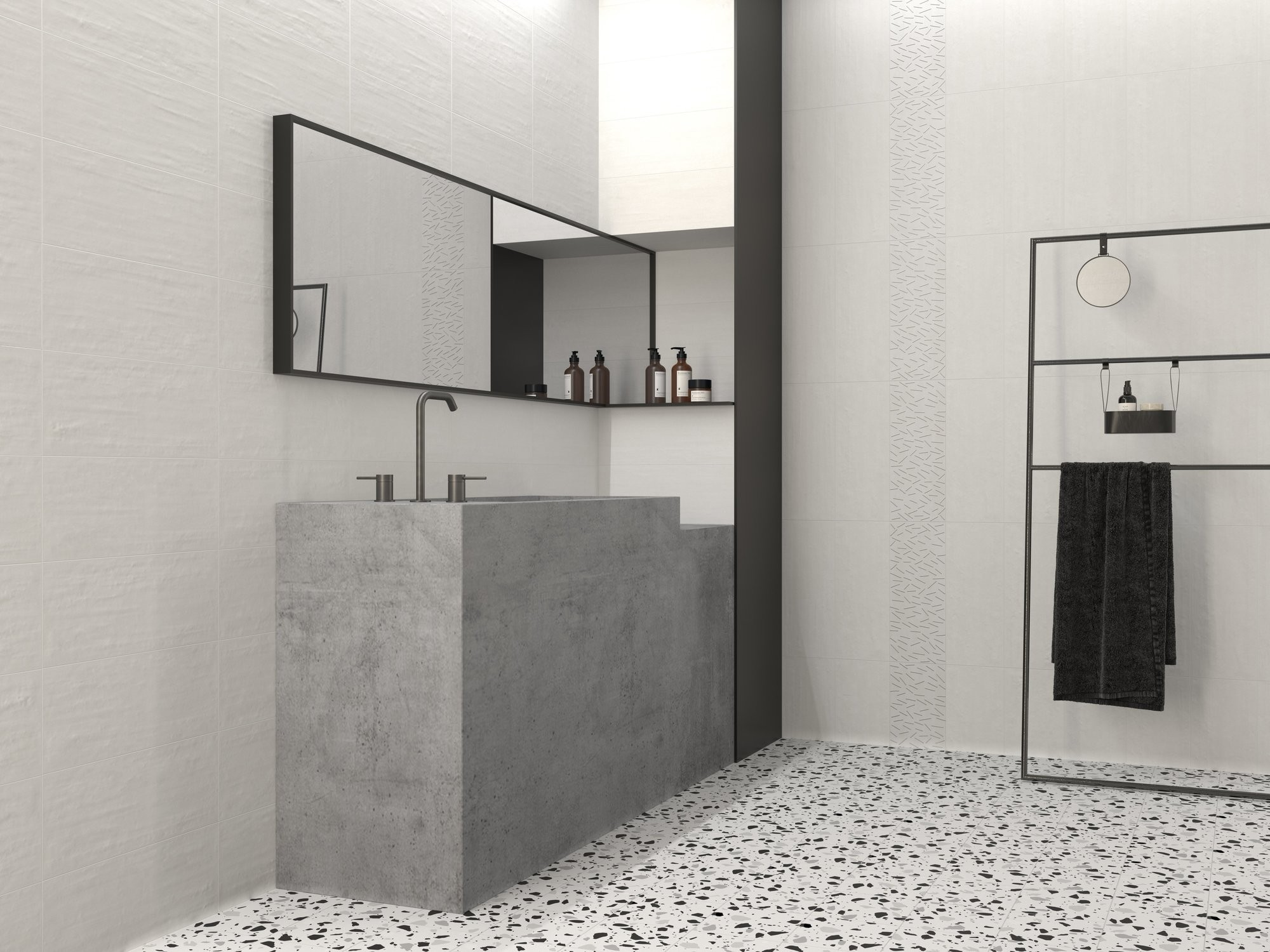 Carrelage interieur TERRAZZO TRENDY 20x20 - APE GRUPO