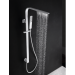Colonne de douche encastré série Bahamas - IMEX